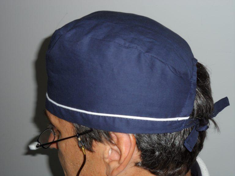 Azul Marino Vivo Blanco