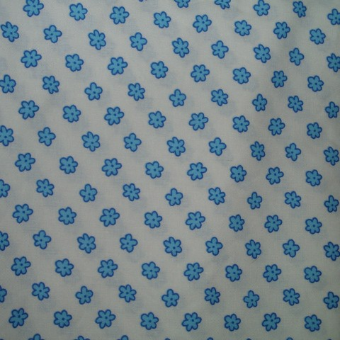 Mini Blue Flower