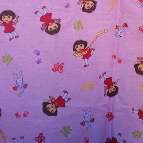 Purple Dora & Botas