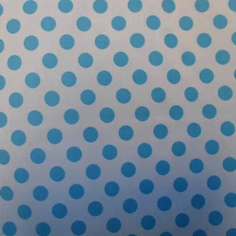 White & Blue Gipsy