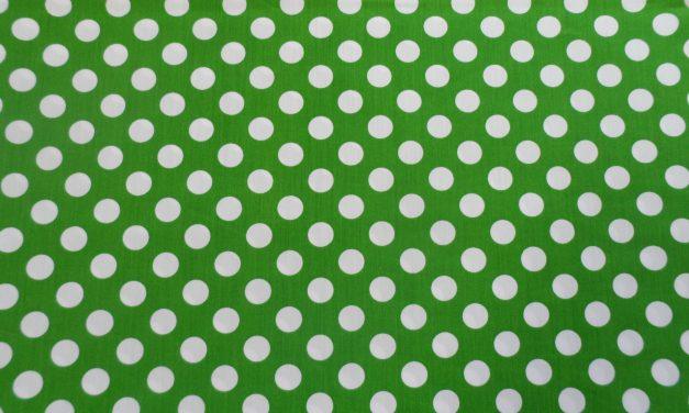 Green & White Gipsy