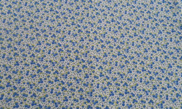 Mini Blue Roses