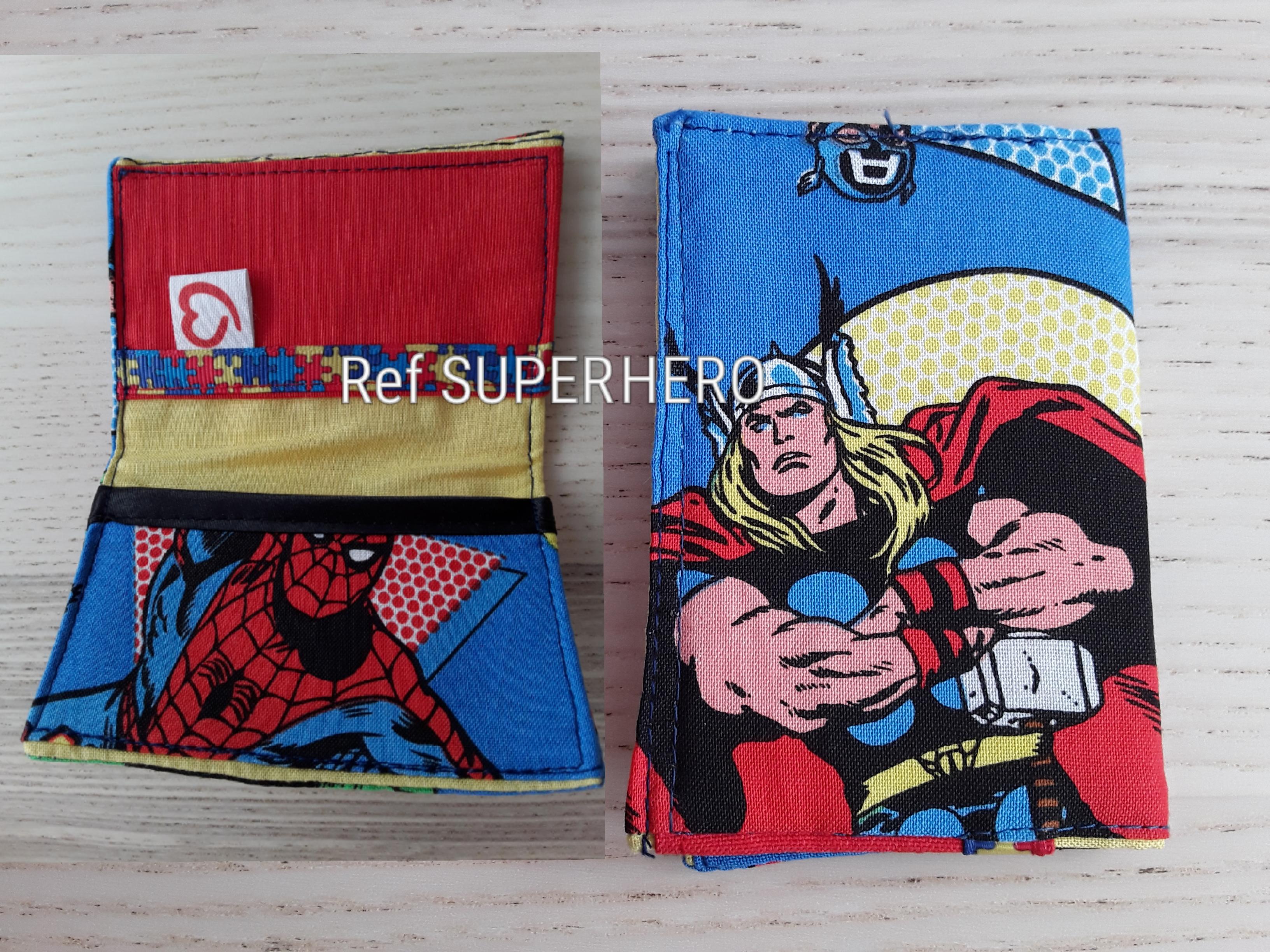 SUPERHERO REF