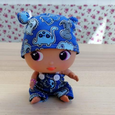Conjunto Pijama Dinosaurios Azul BELLIES