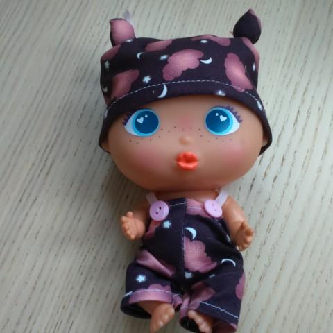 Conjunto Pijama Nubes Rosa BELLIES