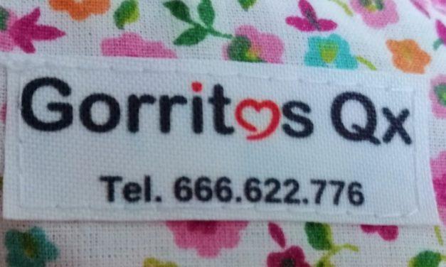 Etiqueta Gorritos Qx