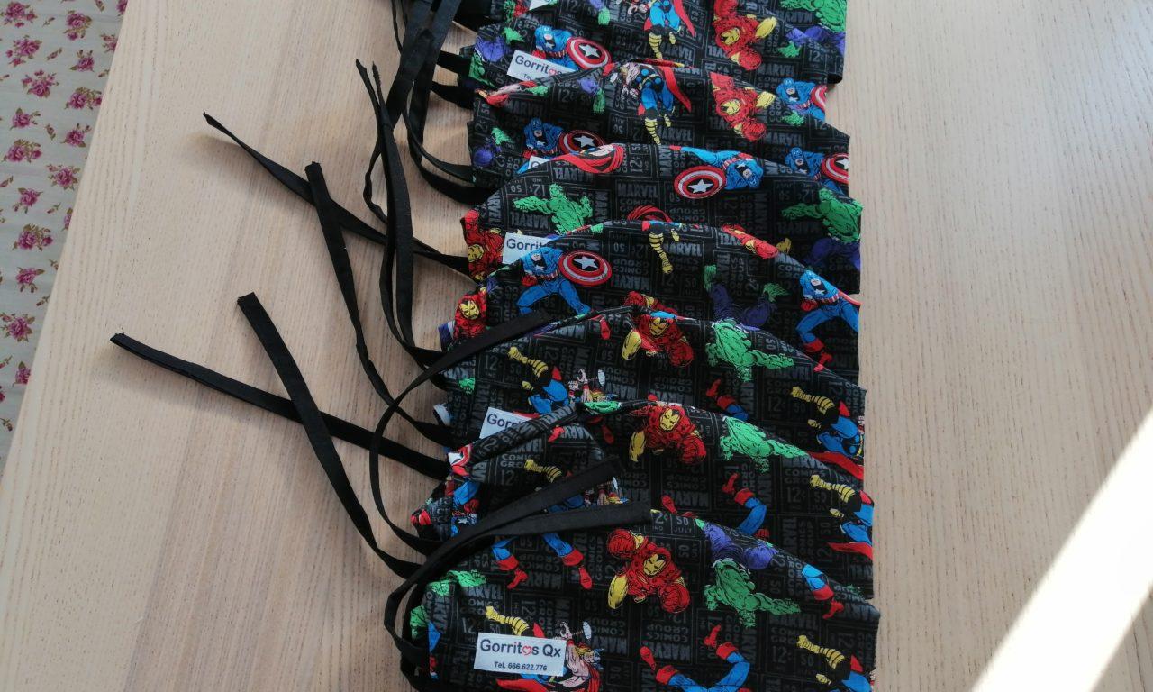 8 Avengers